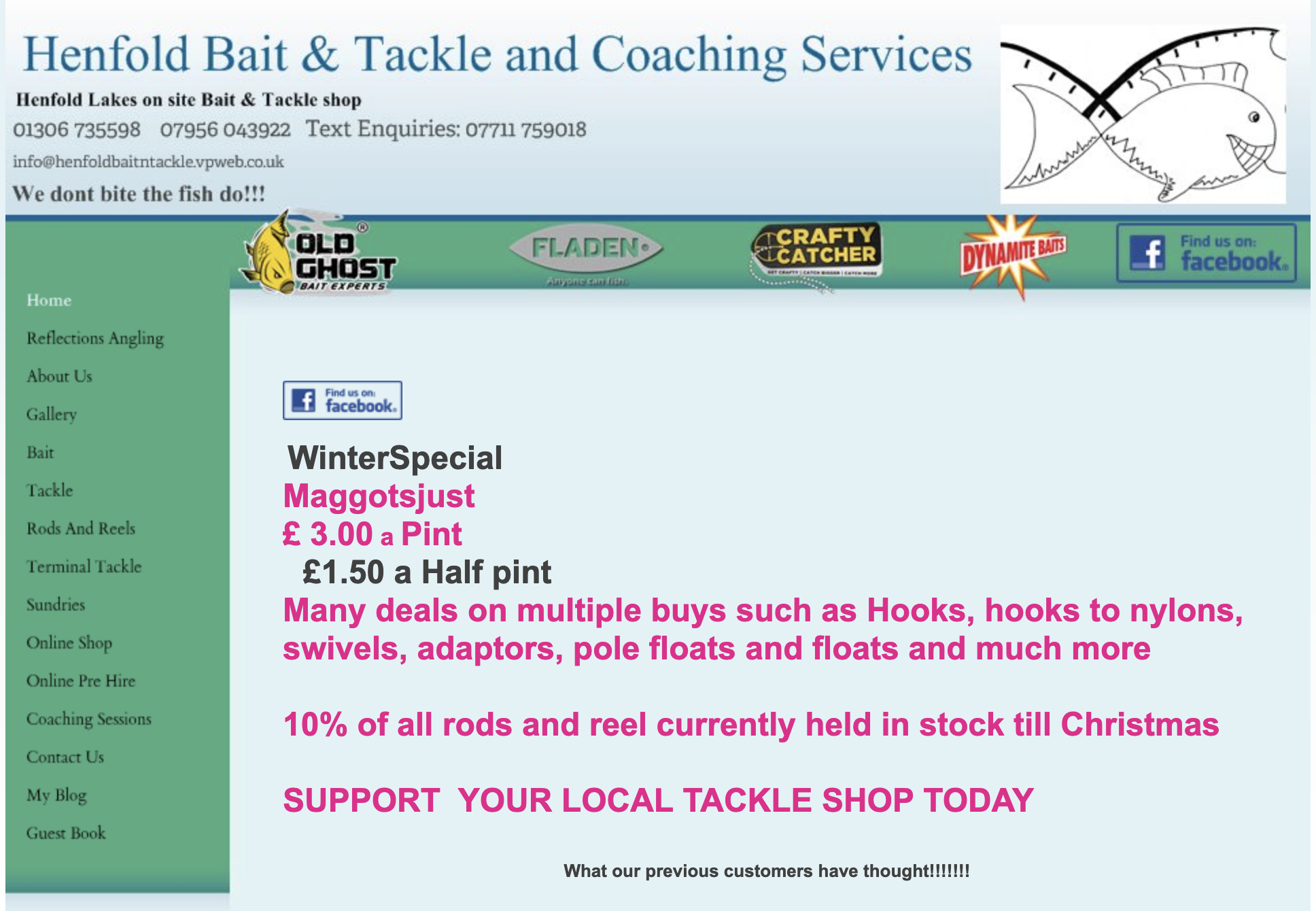 Henfold Bait and Tackle